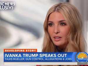 Ivanka Trump believes her father
