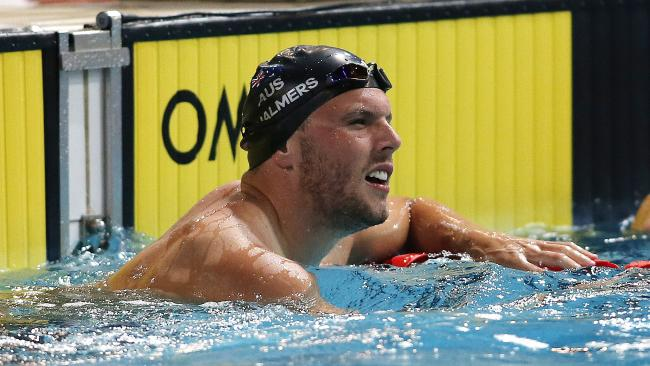 Olympic champion Kyle Chalmers hopes to qualify after having heart surgery last year. Picture: AAP Image/Josh Woning