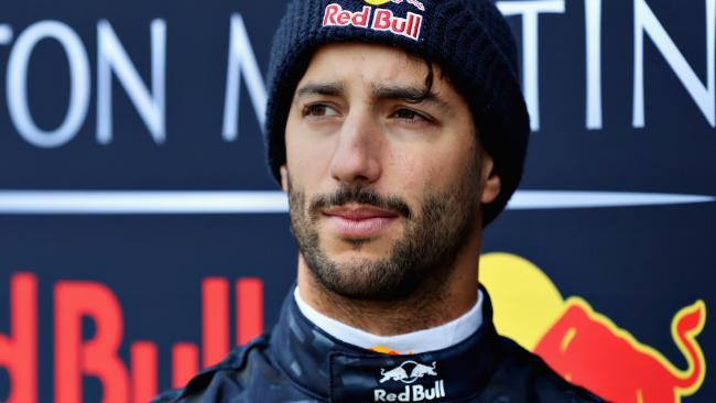 Daniel Ricciardo is off to a good start.