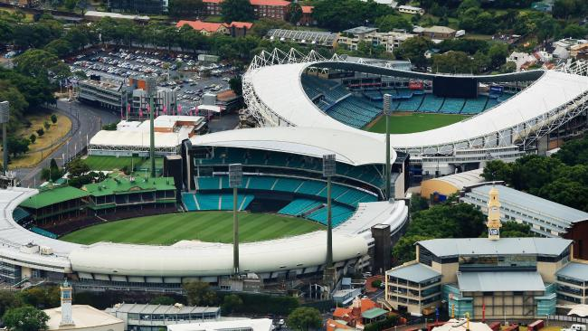 Demolishing and rebuilding Allianz Stadium is predicted to bring in more events and people to the venue. Picture: Mark Evans