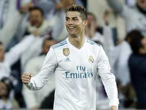 Ronaldo: I could retire happy