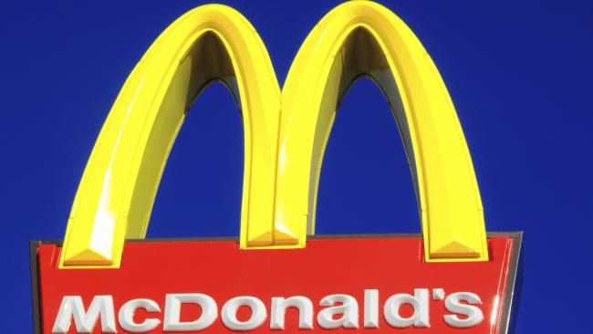 Macca's goes to war with burger chain