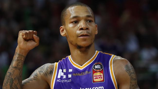 Jerome Randle was third in voting despite only playing 19 of 28 games.