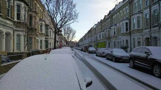 Disruption expected to continue as more snow forecast overnight