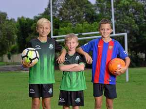 Car boot sale to kick start players' soccer dreams