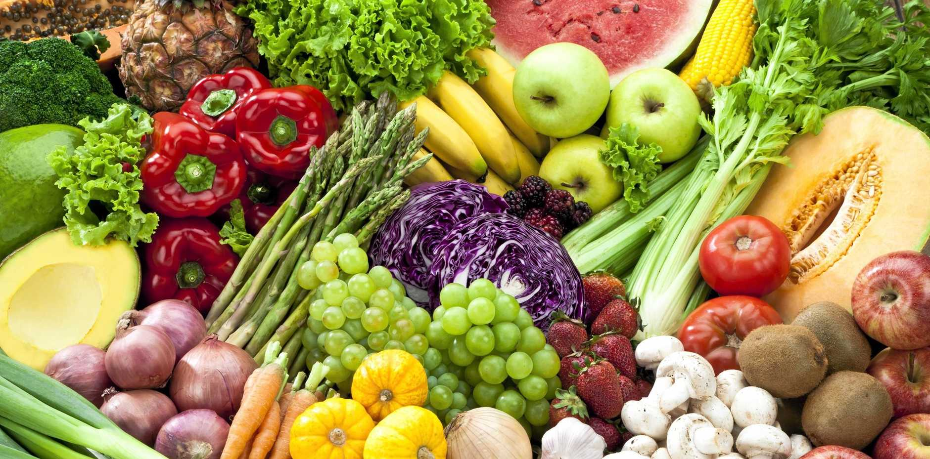 EAT UP: A diet rich in fruit, vegetables and whole grains can beat depression, a study has found.