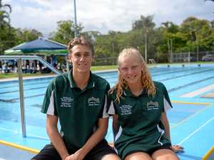 TRIAL TEST FOR DUO: Bundy swimmers off to the Coast