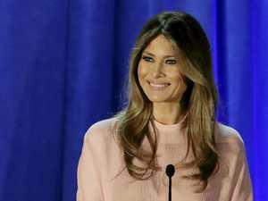 Melania Trump as First Lady