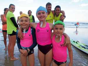 On a mission for a sustainable surf life saving club