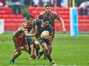 Three Queensland Cup centres will battle in Barrett Shield