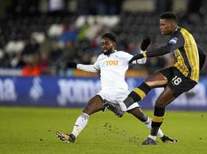Swansea City make Cup quarter-finals after 54-year gap