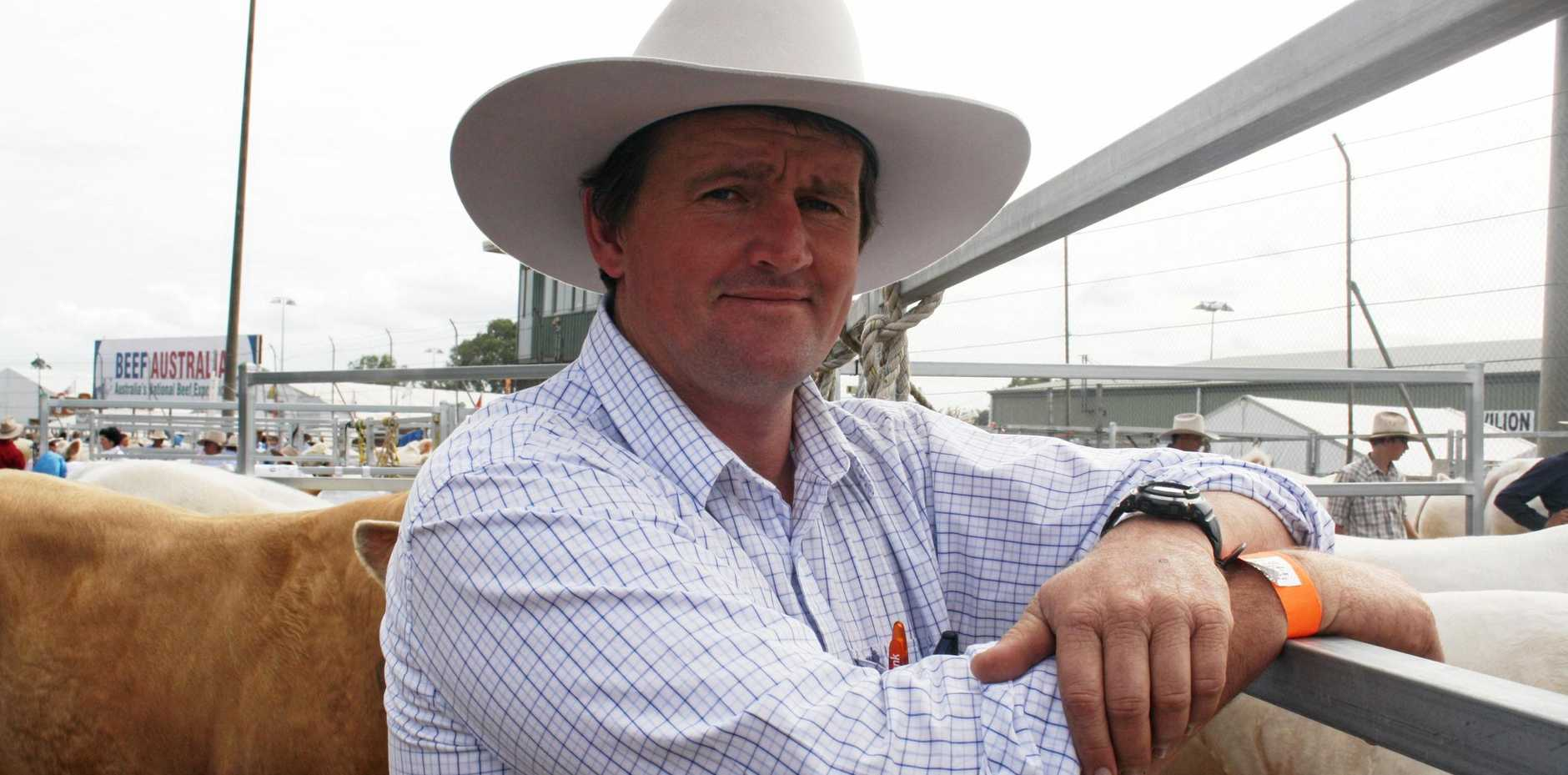 HALF THE STORY: AgForce general president Grant Maudsley is asking for more research on vegetation management in Queensland.