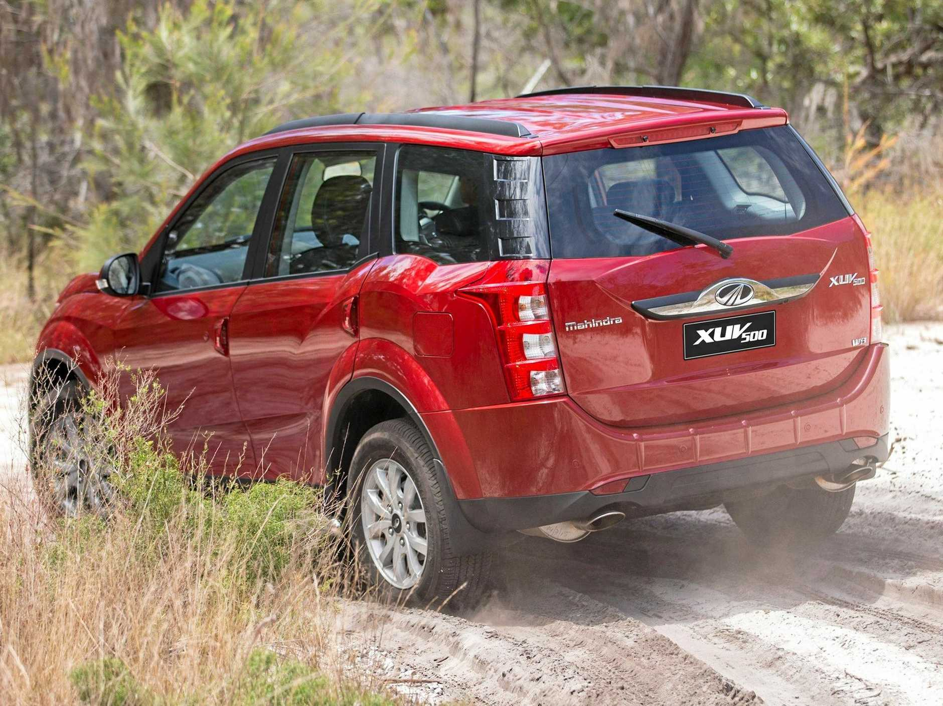 Mahindra's new petrol-powered XUV500 large SUV is Australia's cheapest seven-seater, starting from $25,990 drive-away.