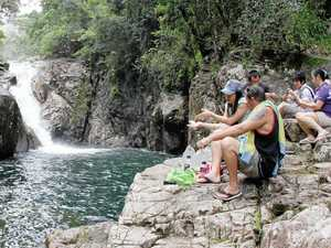 REVEALED: Where to find the best waterfalls in Mackay region