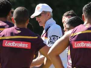 When Wayne Bennett told the Broncos to '**** off'