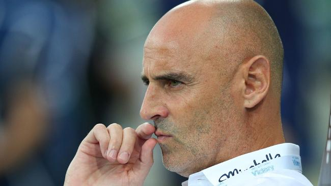 Kevin Muscat's contract is up for renewal at the end of the season.