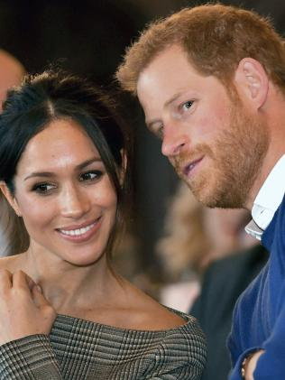 Meghan Markle and Prince Harry have invited the '90s girl group. Picture: Ben Birchall/Pool via AP