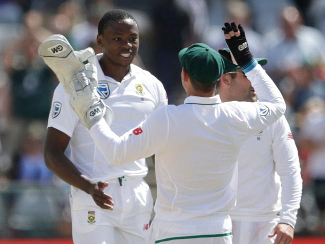 South African bowler Kagiso Rabada has become one of the world's premier quicks.