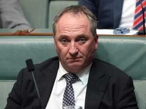 Children's books among Barnaby Joyce expense claims