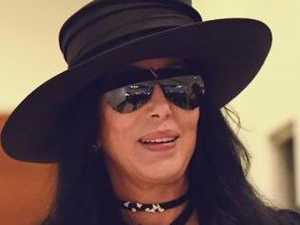 Cher touches down in Sydney for Mardi Gras