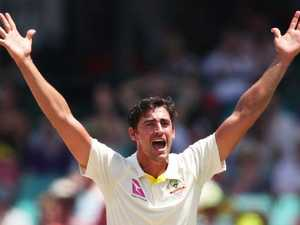 Starc grows swing wings in South Africa