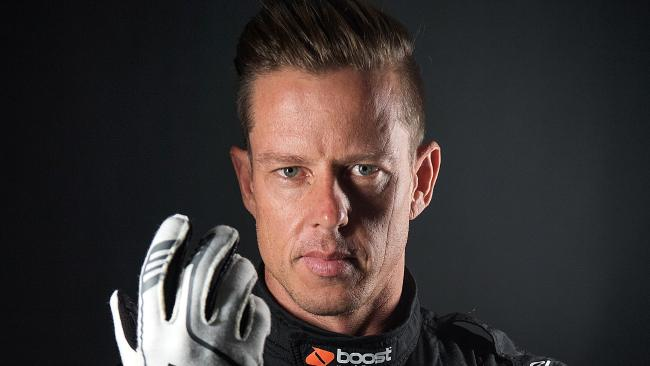 Holden driver James Courtney is ready for the Supercars season opener in Adelaide on Friday.