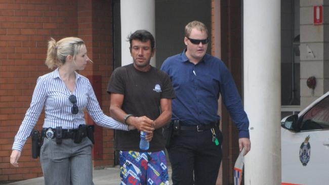 Innisfail man Graeme Evans is charged with the 2010 murder of Leeann Lapham. PHOTO: Elisabeth Champion