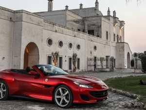 We road test Ferrari's ballistic drop-top Portofino