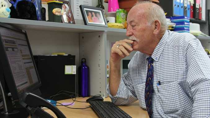 The community is mourning the loss of disaster management co-ordinator Mal Churchill.