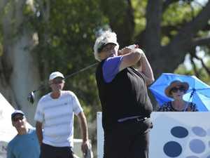 Golf - Women's NSW Open. Day1