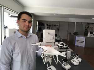 Phantom 4 drones stolen