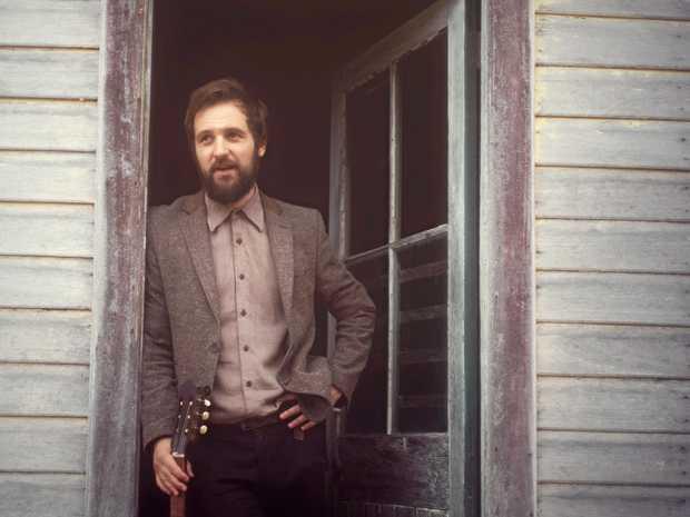 Lismore-based singer-songwriter Ben Wilson.
