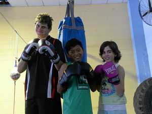 Young boxers aim to win state titles