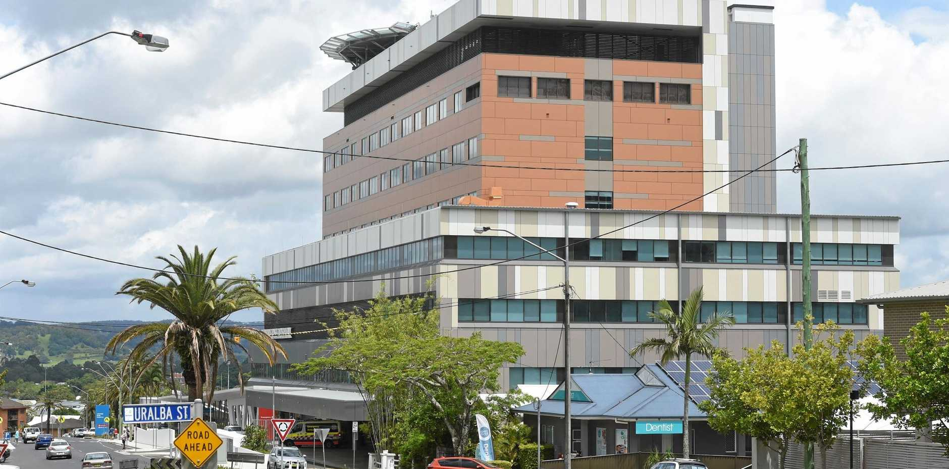 A doctor's conduct will be assessed after death at Lismore Base Hospital.