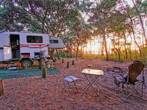 TOP 7: Affordable Gladstone island and beach camping spots