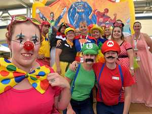 Coast Woolies go wacky for a wonderful cause