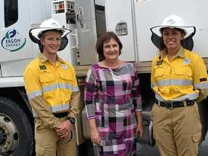 Ergon Energy Mackay sets new benchmark for diversity