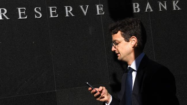 The Reserve Bank of Australia is expected to raise interest rates this year. Photo: AFP/William West.