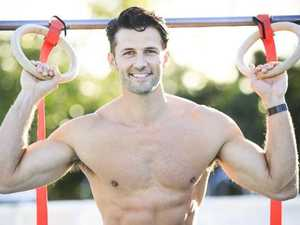 The Bachelor hunk to launch new outdoor gym