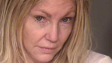 Her mug shot. (Ventura County Sheriff's Office via AP)
