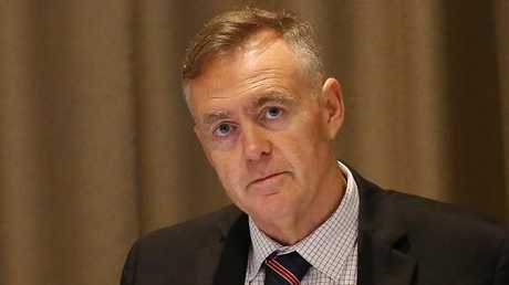 Queensland Senator Chris Ketter raised the issue of fuel price cycles with the ACCC's chief Rod Sims at a Senate Estimates hearing on Thursday.