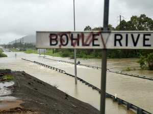 Extreme flooding in Townsville