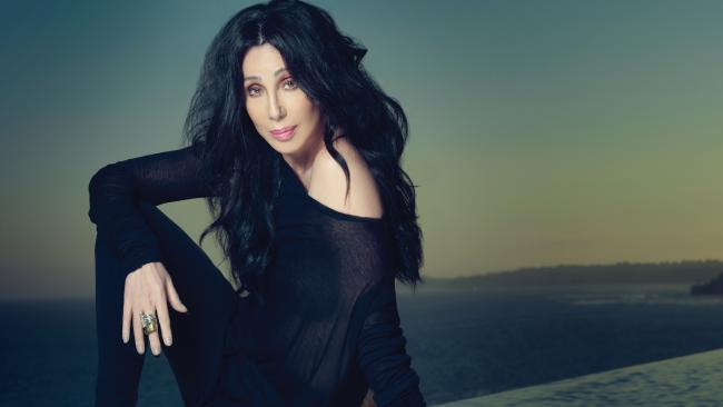 Icon of music, star of stage and screen, warrior of Twitter. It's Cher. Pic: supplied