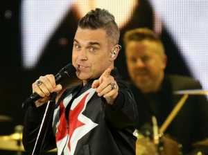 Robbie Williams set to star in new reality show
