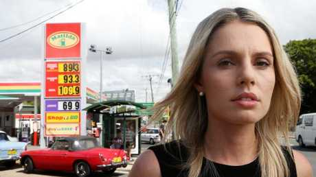 Spokeswoman Renee Smith says without the price cycle, the RACQ fears service stations would simply keep high prices all the time. Picture: Steve Pohlner