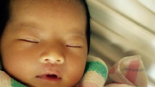 Baby Queenie Xu was stabbed to death at Parkinson in Brisbane.