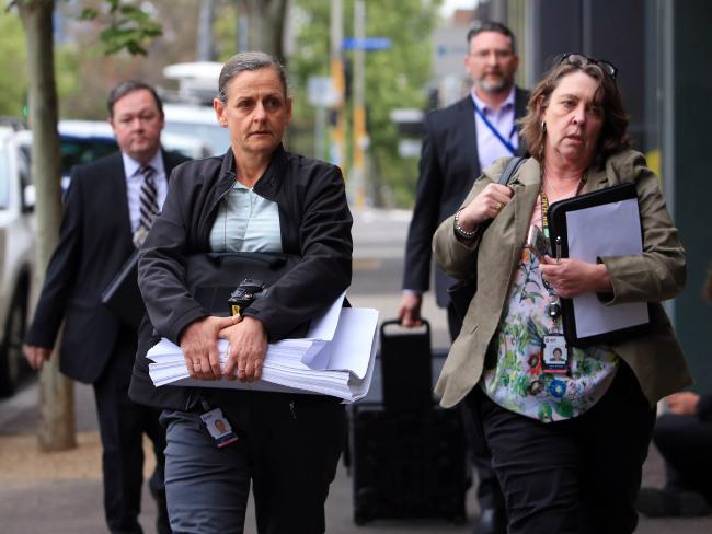After repeated denials, Senator Cash's office admitted a media advisor tipped off the media about a police raid on the AWU offices. Picture: Aaron Francis/The Australian