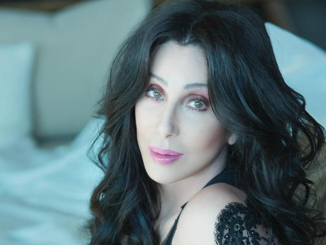 She's here. She's Cher. Get used to it. Pic: supplied