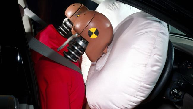 Most brands except Holden and Tesla have listed their cars affected by the latest round of Takata airbag recalls. Picture: Supplied.