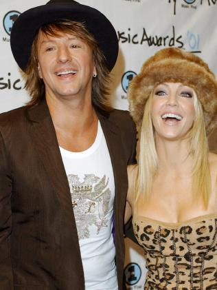 Sambora was reportedly blindsided by the divorce.